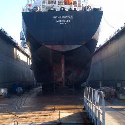 DRY DOCK MICHELLE 1
